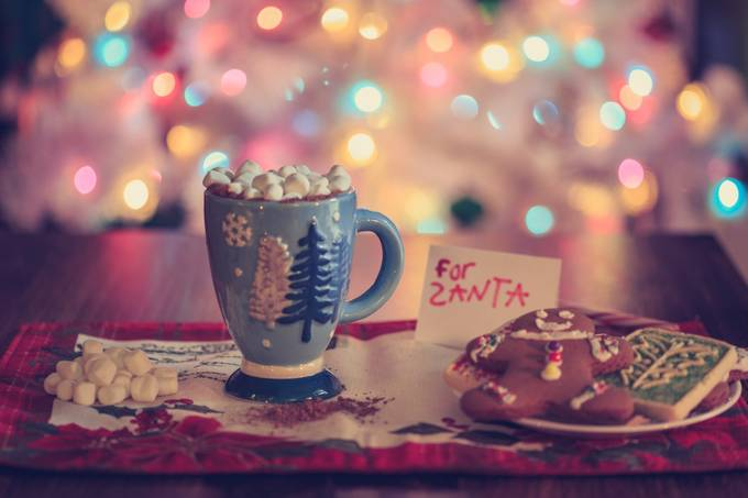 For Santa by patrickkulwicki - Holiday Lights Photo Contest 2017