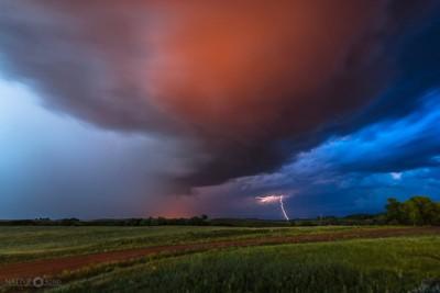 NoDak Lightning Storm