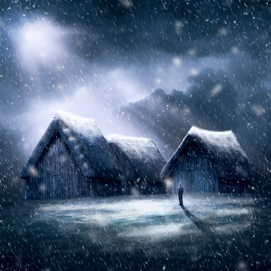 Let it Snow by Svetlana_Sewell - Night Wonders Photo Contest