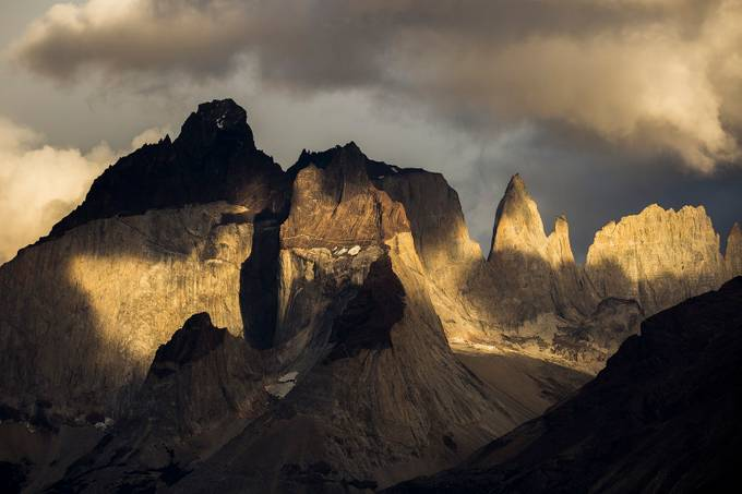 Morning contrast by gmunozs - Rugged Landscapes Photo Contest