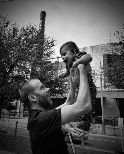 Father and Son Precious Moments 2