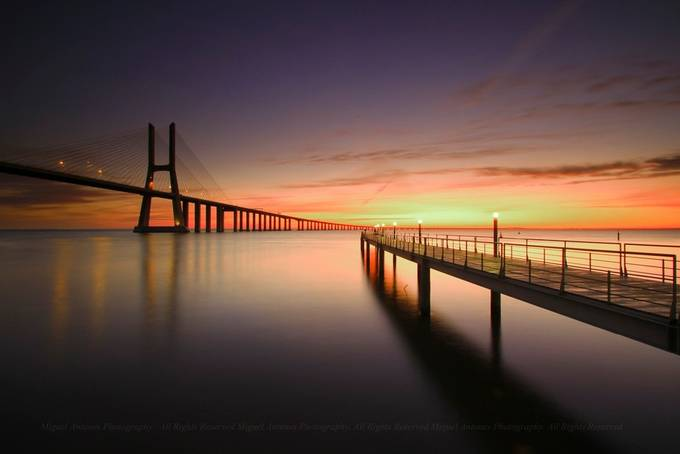 """Just Before"" by miguelantunes_8885 - Spectacular Bridges Photo Contest"