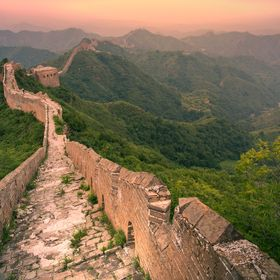 While visiting Bejing I wanted to get a good shot of the great wall. Because how can you not do that? I had a guide take me far away from the cro...