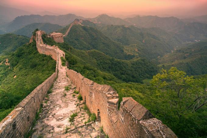 Jinshanling, Great Wall of China by timgrey - Monthly Pro Vol 27 Photo Contest