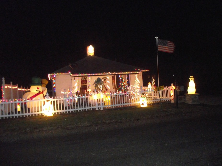 Lightup 2016 Shadyv Side Rd George's TWP,Fayette County,PA