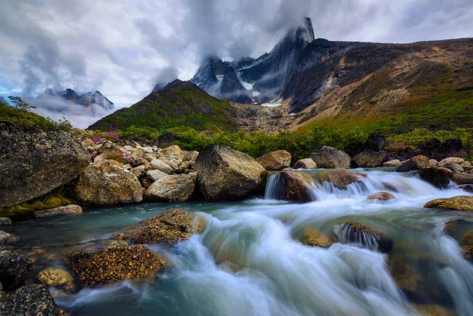 Unforgiving Beauty by shanewheelphoto - Rugged Landscapes Photo Contest
