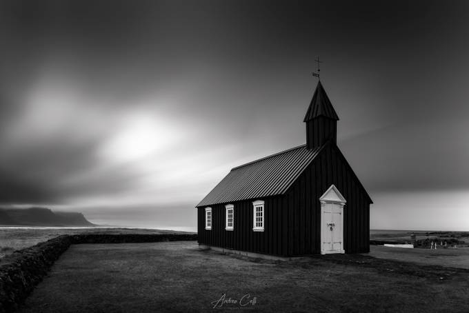 The Black Church by andreacelli - Simple Architecture Photo Contest