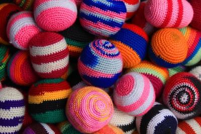 Handmade Balls