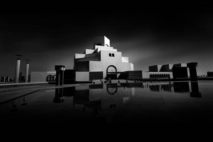 Museum Of Islamic Art by MangGusting - My City Photo Contest
