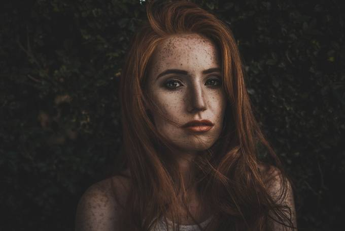Tia by janswanepoel - Red Hair Photo Contest