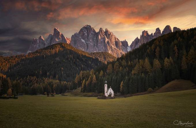 Santa Maddalena by carstenmeyerdierks - Image Of The Month Photo Contest Vol 17