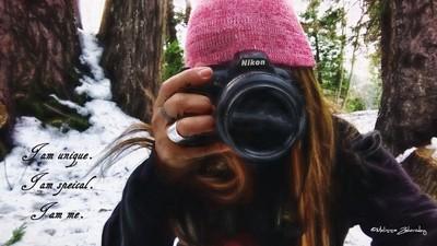Jus Me and My Nikon...