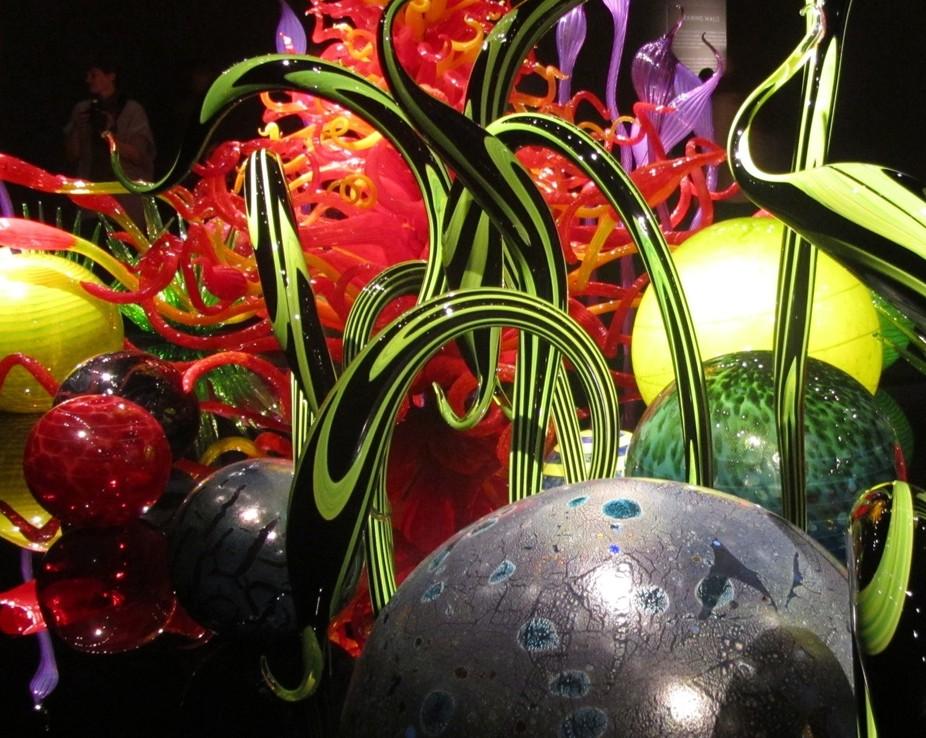 Chihuly Museum - Seattle, WA