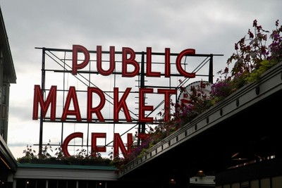 Pike's Place & My Spot
