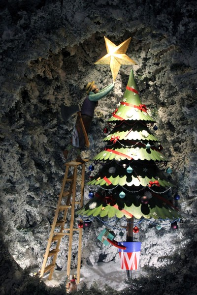 Christmastree decoration