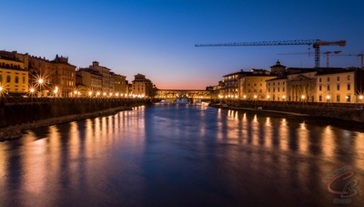 A Golden River (Florence)