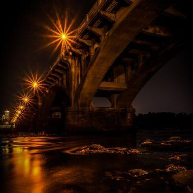 Bridge All Aglow