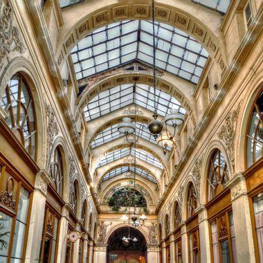 """Galerie Vivienne (3), Paris - The """"France"""" Collection"""