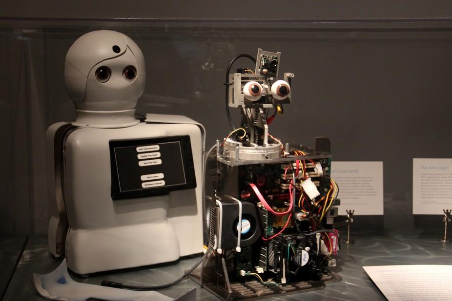 MIT ROBOTICS!!!