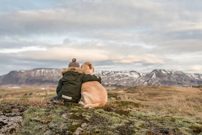 Friends enjoying nature by IrisBergmann - Kids And Pets Photo Contest