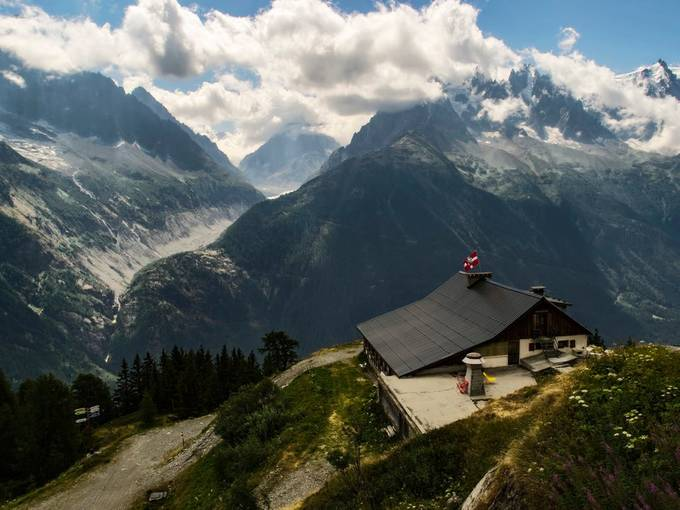 Flegere, Chamonix by snowdon - Rooftops Photo Contest 2018