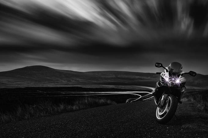 bike by MishaMaricPhotography - Motorcycles Photo Contest