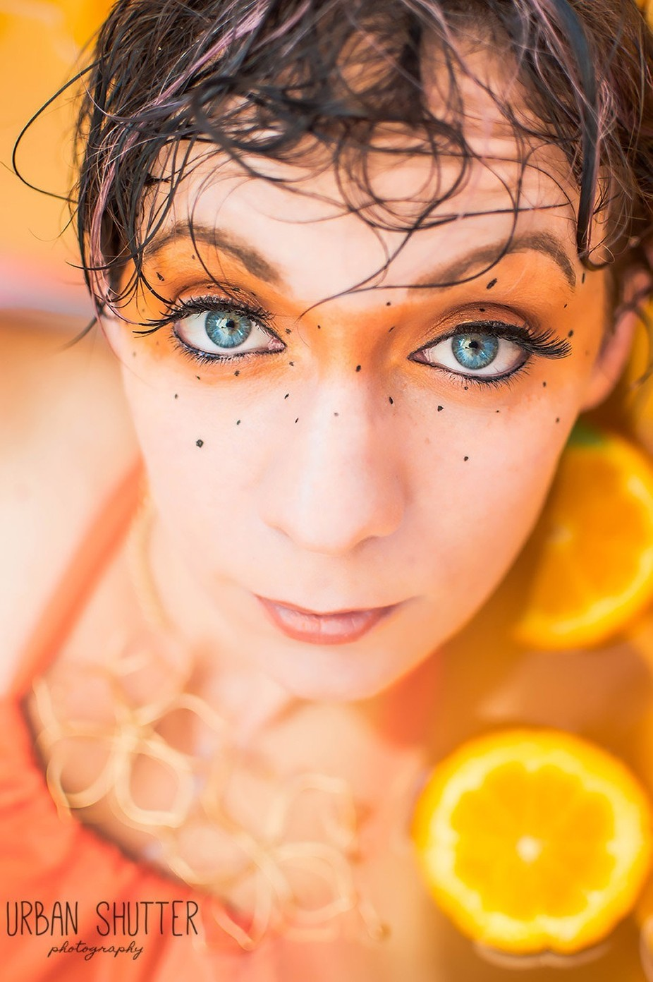 Milk Bath Series: Julia by UrbanShutter - Fantasy In Color Photo Contest
