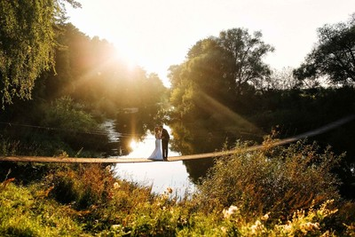 Wedding - Amazing place and light