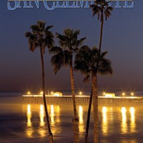 I was awarded the cover shot of the San Clemente Journal last Spring. It's a large format free mag. It's all over town on racks by busy...