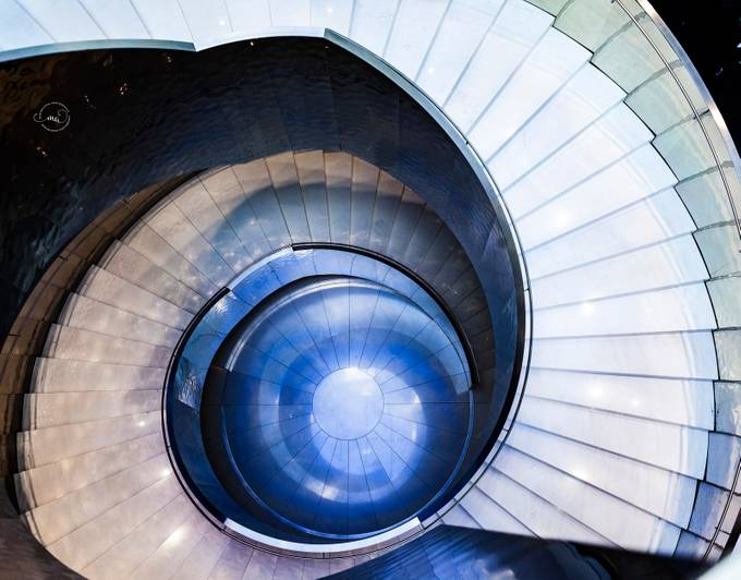 Stairway to Heaven by mabelle1409 - Spirals And Composition Photo Contest