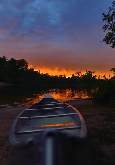 Late Summer Canoe Trip