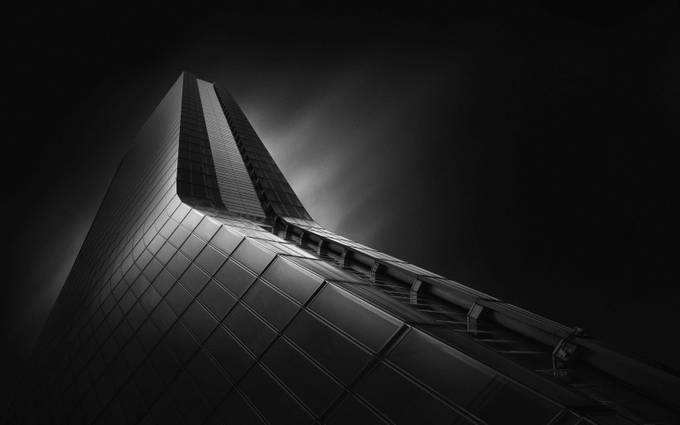Mountain of Steel II by FredGramoso - Geometry And Architecture Photo Contest
