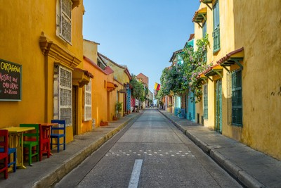 Old Cartagena