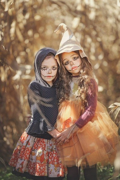 Scarecrow BFF