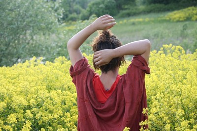 Faceless in nature