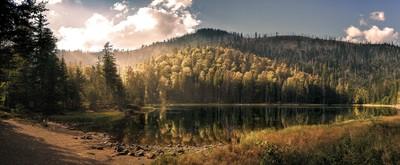 Last Autumnally Warming Sunlight