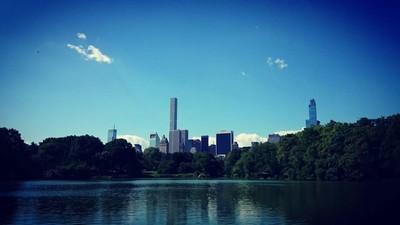 Summer Day in Central Park