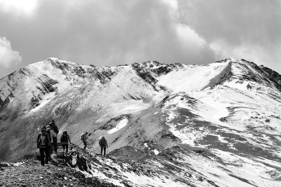 The Ridge Walk