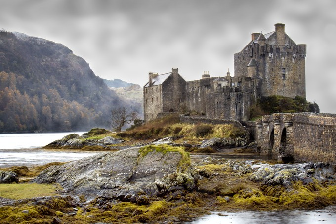 EyleneDoonan by ByRenee - Enchanted Castles Photo Contest