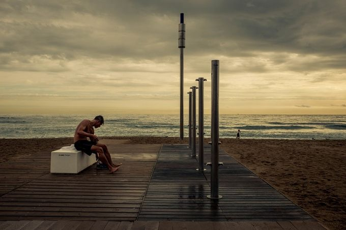 the morning bath by ignasiraventos