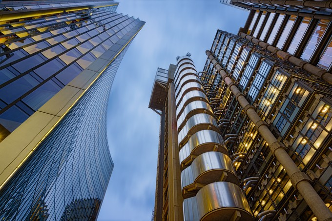 Lloyd and Willis Building by farigiovanni - Modern Architecture Photo Contest