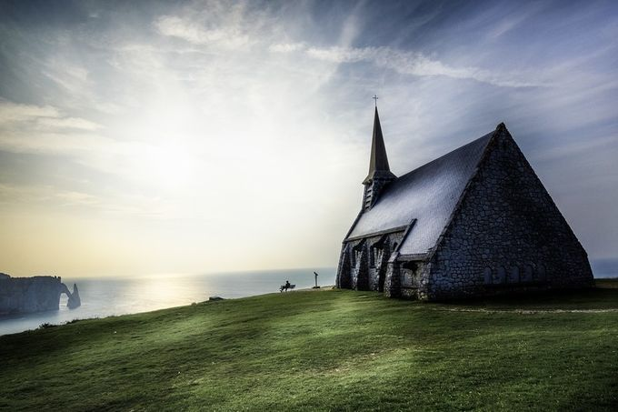chapelle by herionjeanclaude - Unforgettable Landscapes Photo Contest by Zenfolio
