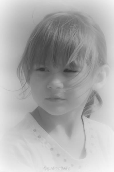 Windblown Angel