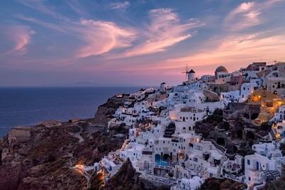 Colors of Santorini    Oia, Greece
