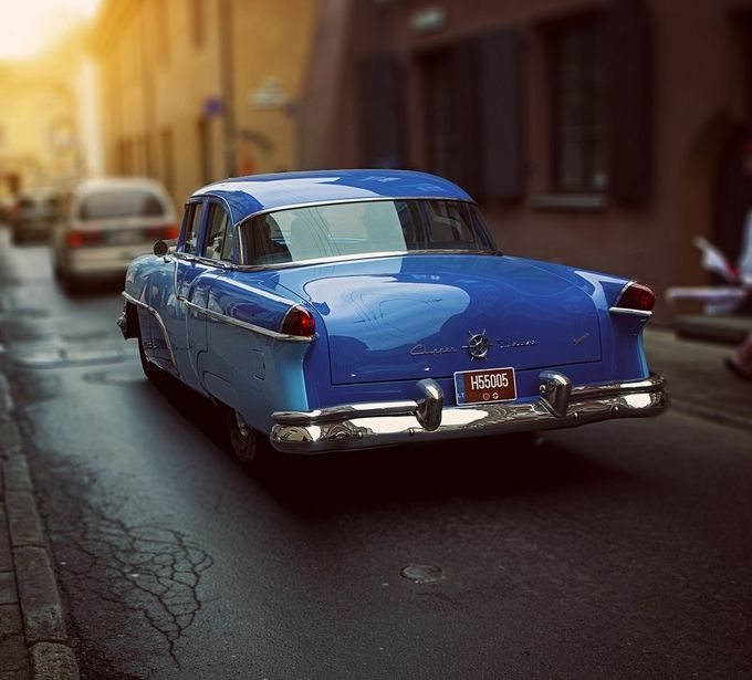 One day :) by ilyayakover - Awesome Cars Photo Contest