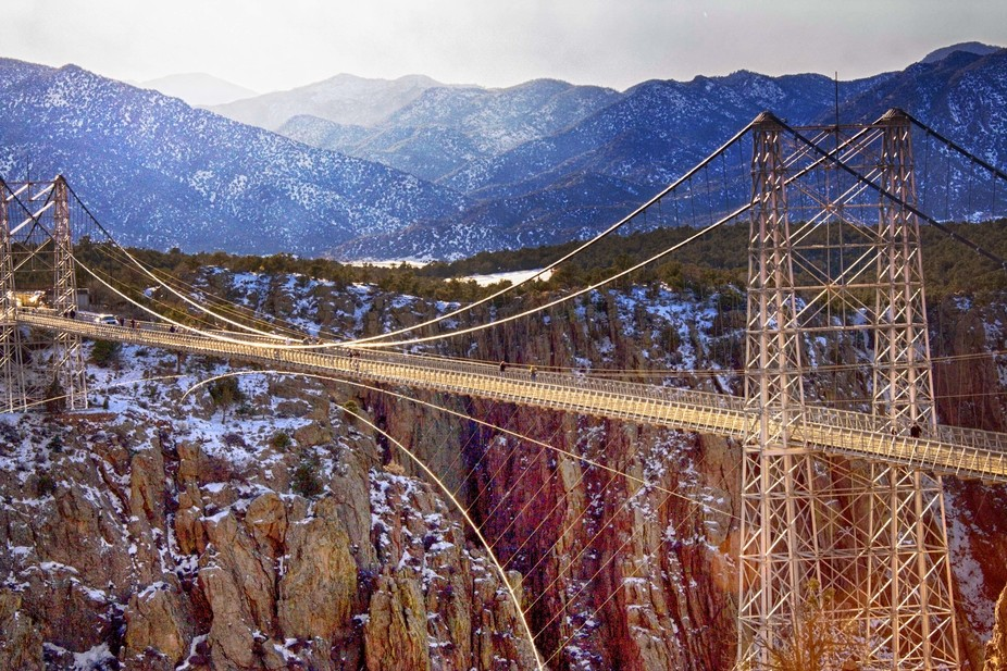 Taken on a visit to the Royal Gorge Bridge in Colorado.