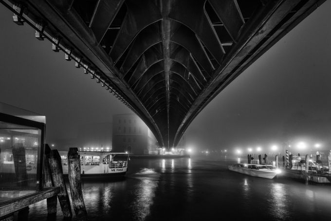 Under the bridge by giovannivolpe - Canals Photo Contest