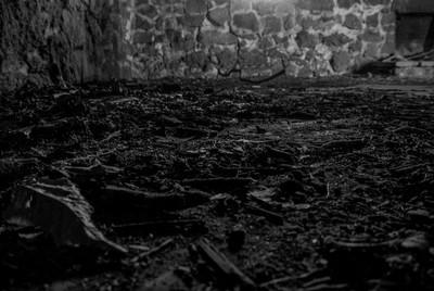 Dirty Cabin Floor