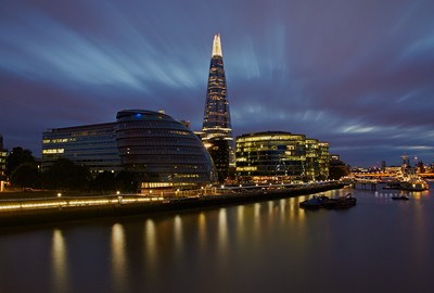 The Shard and City Hall