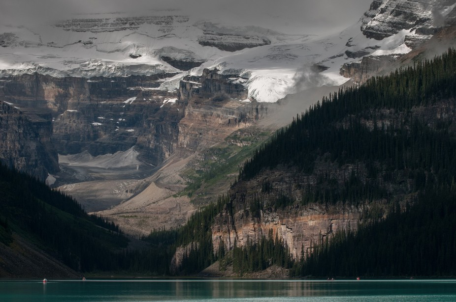O Canada, Land of Lakes and Glaciers